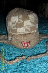 Продам зимову тепленьку шапочку