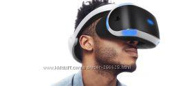 мега-крутая штука шлем виртуальной реальности PlayStation VR