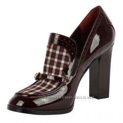 шикарные коричневые туфли Antonio Biaggi р. 34-35
