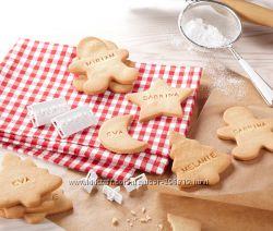 акция Алфавит, буквы для печенья, ТСМ, Германия Прищепки для растений, Чибо.