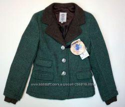 Стильный пиджак, шерсть, Silvian Heach   Италия.  12 размер.