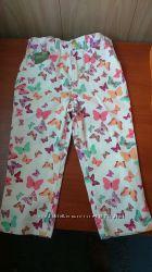 продам капри с бабочками H&M