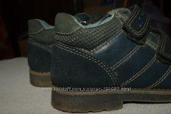 Туфли утепленные