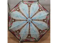 Зонт - трость. Четыре рисунка на выбор