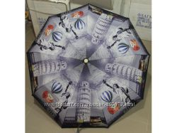 Зонт- полуавтомат. Цвета на выбор