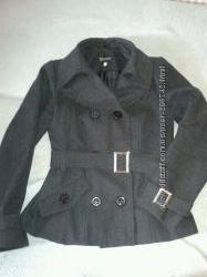 Пальто шерсть р. 46