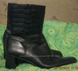 Демисезонные ботинки женские 36 размера
