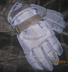 Перчатки зимние на парня-подростка