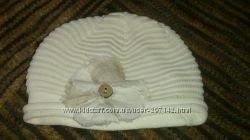 Стильные шапочки для девочки р. 48-50