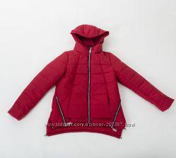 Женские демисезонные куртки, плащи, жилетки украинского производителя