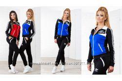 Женские спортивные костюмы. Есть утепленные модели