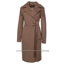 Элегантное стильное кашемировое пальто от ТМ Raslov. Халат