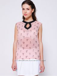 Легкая шифоновая блузка Китти, ТМ GrandUA