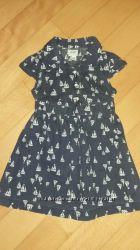 Платье Old Navy 4 Т, на 3-4 года, для дома и дачи