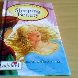Детская книга на англ. яз. Sleeping beauty оригинал