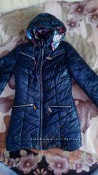 зимнее пальто на девочку подростка