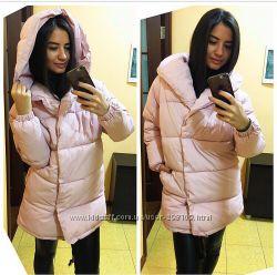 Куртка зима плащевка