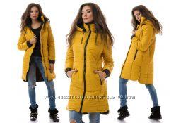 куртка-пальто канада