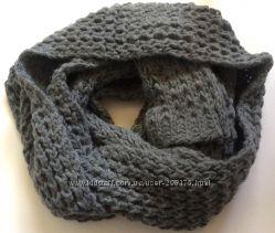 Стильный и красивый шарф-хомут из Италии
