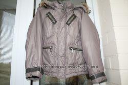 Куртка пуховик размер 50
