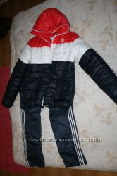 Тёплый костюм на зиму размер М