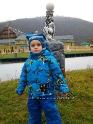 Burton комбинезон для мальчика от 3 до 4, 5 годиков.