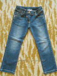 Разные джинсы б. у. От 4 до 8 лет