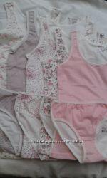 Комплекти білизни трусики з майкою для дівчаток Донелла, Ікі Туреччина