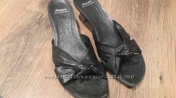 Обувь летняя Bata, натуральная кожа