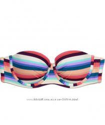 Бандо Victoria&acutes Secret  оригинал 36А цвет Multicolor