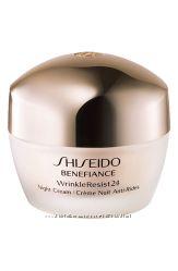 Shiseido Benefiance WrinkleResist24-уход с комплексом против морщин 24 часа
