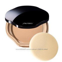 Пудра Shiseido самые ходовые оттенки