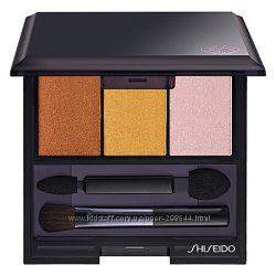 Тени для век Luminizing Satin Eye Color Trio Shiseido все оттенки
