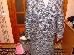 пальто шерсть 52-54р