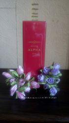 Парфюмированная вода Avon Alpha для Нее в наличии