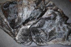 шкурки кролика цвет шампань и серебро
