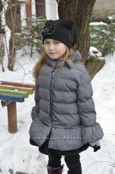 роскошная стального цвета курточка
