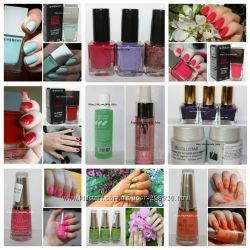Лаки для ногтей Givenchy Collistar Estee Lauder MakeUP