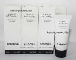 Chanel La Nuit Ночное восстанавливающее средство для лица оригинал