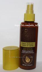 Термозащита для фена и утюжка в спрее  с марроканским аргановым маслом
