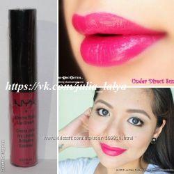 Жидкая помада для губ NYX Xtreme Lip Cream оригинал