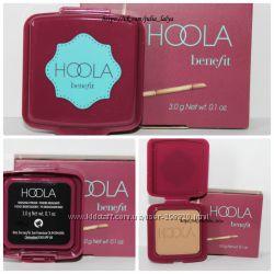 Матовый бронзер Hoola Benefit Культовый продукт марки миниатюра оригинал