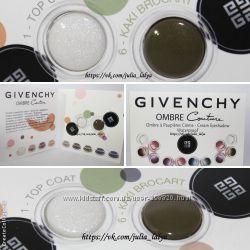 Givenchy Кремовые тени для век Ombre Couture палетка пробников оригинал