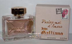 John Galliano Parlez-Moi dAmour миниатюра 10мл оригинал