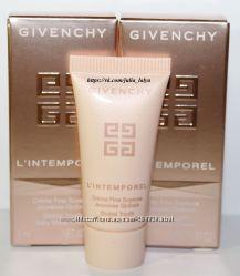 Givenchy Новинка LIntemporel крем для лица миниатюры оригинал