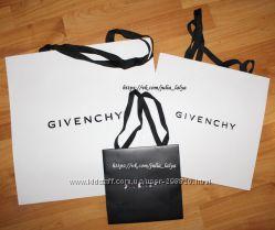 Брендовые пакеты Givenchy Rene Furterer Chanel
