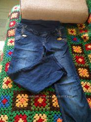 продам джинсы для будущей мамы