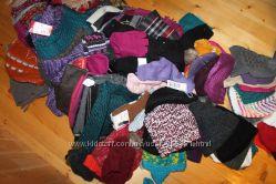 Шапки шарфи рукавиці з Європи