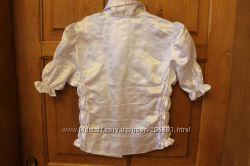 Шкільні  білі блузки Alexa