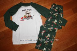 Пижамки Джимбори для мальчика 4-6 лет
